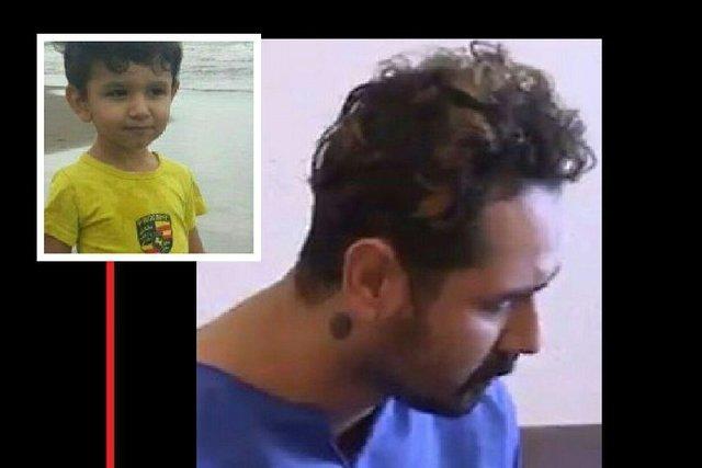 قاتل اهورای ۲٫۵ ساله: من به دنبال کشتن اهورا نبودم!