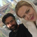 تفریح بهاره رهنما با خانواده اش در لواسان!