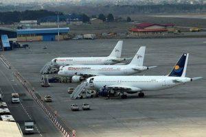 بازگشت هواپیمای مشهد- نجف به دلیل بدحالی مسافران!