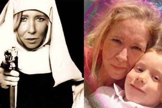 کشته شدن بیوه سفید داعش