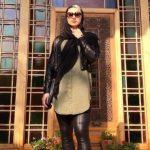 پست اینستاگرامی لیلا رجبی ورزشکار زن خارجی تبار درباره نام خلیج فارس!
