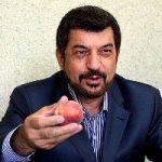 محمود شهریاری در اعتراض به اختلاس ها ریش هایش را تراشید!!
