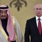 درخواست ملک سلمان از ولادیمیر پوتین در مورد ایران