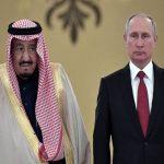 درخواست عجیب عربستان از پوتین درباره ایران!
