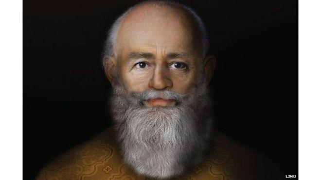 بابانوئل اصلی در ترکیه پیدا شد