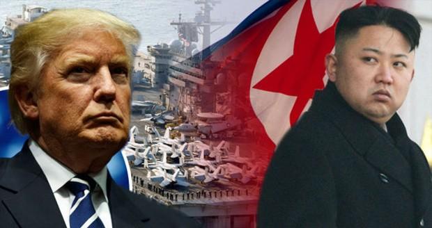 تنش میان کره شمالی و آمریکا