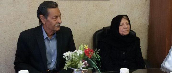 فارغ التحصیلی پیرترین دانشجوی ایرانی
