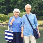 زوجی که ۳۷ سال است لباسهای ست میپوشند!