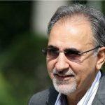 مراسم پياده روی سالمندان تهران با حضور محمدعلی نجفی