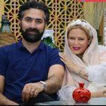 بهاره رهنما و همسرش امیر خسرو عباسی در حال موتور سواری!