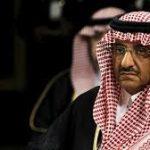 ولیعهد برکنار شده سعودی پس از چند ماه در انظار عمومی دیده شد!