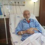 عیادت وزیر بهداشت از جمشید مشایخی