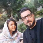 تبریک تولد محسن کیایی به همسرش!