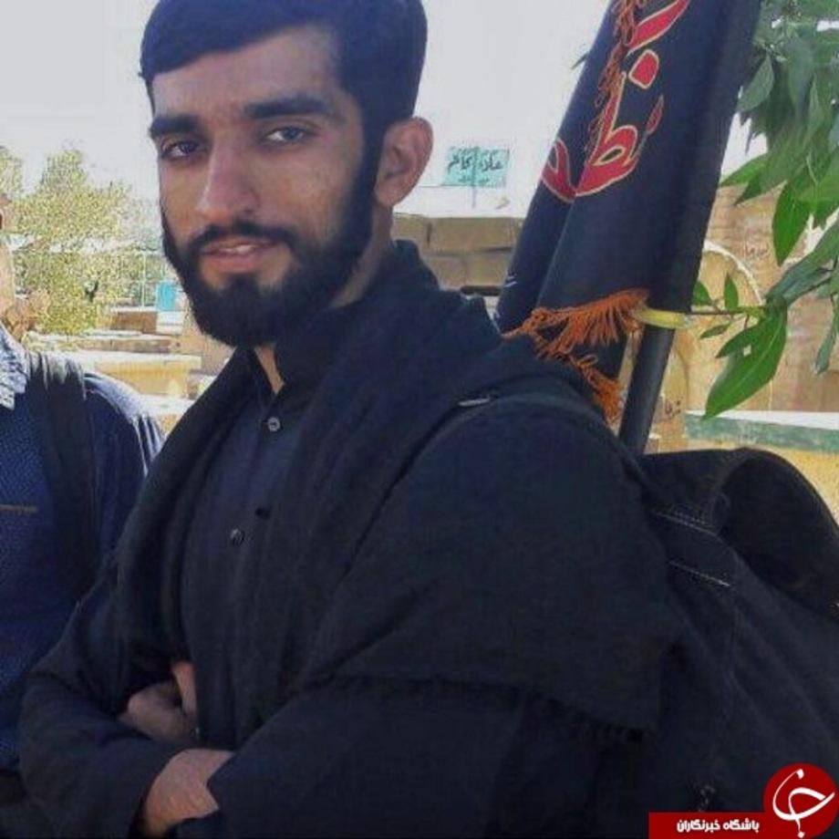 شهید حججی در پیاده روی اربعین!