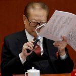 رئیسجمهور سابق چین زنده شد!!
