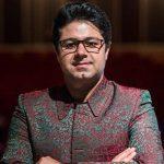 حجت اشرف زاده خواننده ایرانی دکترای آواز گرفت