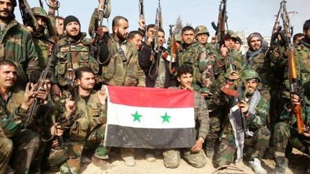 آخرین شهر سوریه نیز از وجود داعش پاکسازی شد!