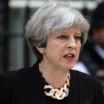 نخست وزیر انگلیس وارد عربستان شد