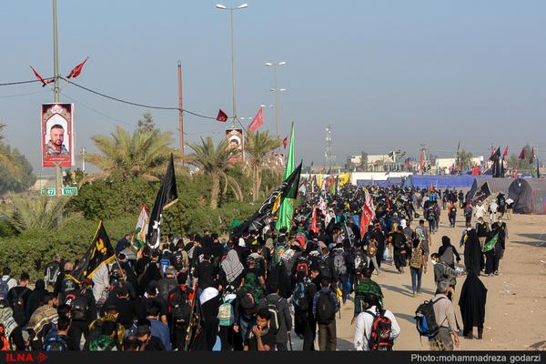 دستگیری ۳۵ زائر ایرانی بدون گذرنامه توسط مرزبانان عراقی