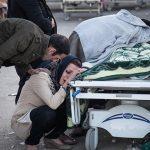 کشته های زلزله در کرمانشاه به ۳۳۶ تن رسید   سفر روحانی به مناطق زلزله زده