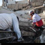 ترافیکِ کمک های مردمی به سمت کرمانشاه