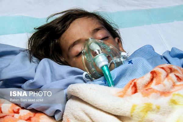 وضعیت دردناک ابوالفضل ۲ ساله پس از شکنجه ناپدری!