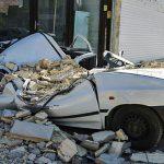 زمین لرزه با ماشینها چه کار کرد!؟