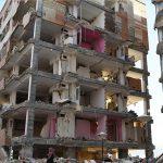 وضعیت مسکن مهر سرپلذهاب پس از زلزله ۷.۳ ریشتری