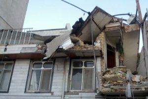 تصویر دردناکی از زلزله کرمانشاه (۱۸+)