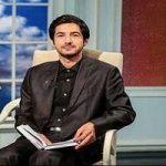 شباهت عجیب نجم الدین شریعتی, مجری تلویزیون با پسرش
