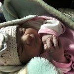 پنجمین نوزاد پس از زلزله در سرپل ذهاب به دنیا آمد!