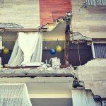 وقتی زلزله کرمانشاه جشن تولد را به هم می زند ! + فیلم