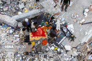 دفن بدون مجوز پیکر قربانیان زلزله در کرمانشاه