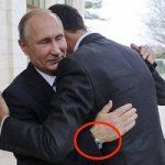 ساعت گرانقیمت پوتین، سوژه رسانهها شد!