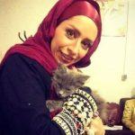 گربه یک بازیگر زن دیگر هم مُرد!