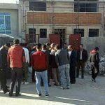 واژگونی مینی بوس دانش آموزان در یاسوج!