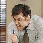 چهره جیم کری پس از بهبودی از افسردگی شدید!