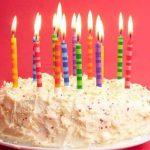 کیک تولد متفاوت یک کودک ایرانی!