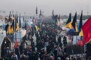 فوت ۵۰ زائر ایرانی در پیاده روی اربعین