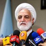واکنش محسنی اژه ای به ادعاهای محمود احمدی نژاد!