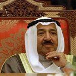 امیر کویت در بیمارستان بستری شد