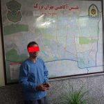 اصغر جن گیر دستگیر شد | سرقت میلیونی از خانه همکلاسی!