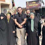 با شهین تسلیمی، بازیگر درباره پیادهروی اربعین:امام حسین (ع) شگفت زدهام کرد
