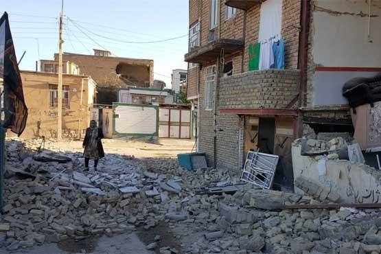 قربانیان زلزله کرمانشاه