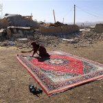 حضور هنرمندان در کنار زلزله زدگان کرمانشاه!