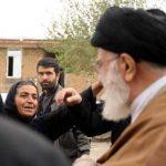 حضور رهبر انقلاب در چادرهای اسکان زلزلهزدگان روستایی!