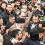 سلفی مردم زلزله زده سرپل ذهاب با رهبر انقلاب
