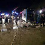 علت قطعی واژگونی مرگبار اتوبوس در جاده سوادکوه اعلام شد