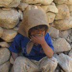 تشکر چند کودک زلزله زده کرمانشاه از مردم!