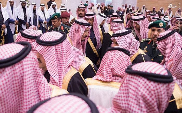 این سه شاهزاده در کاخ ملک سلمان بازداشت هستند!